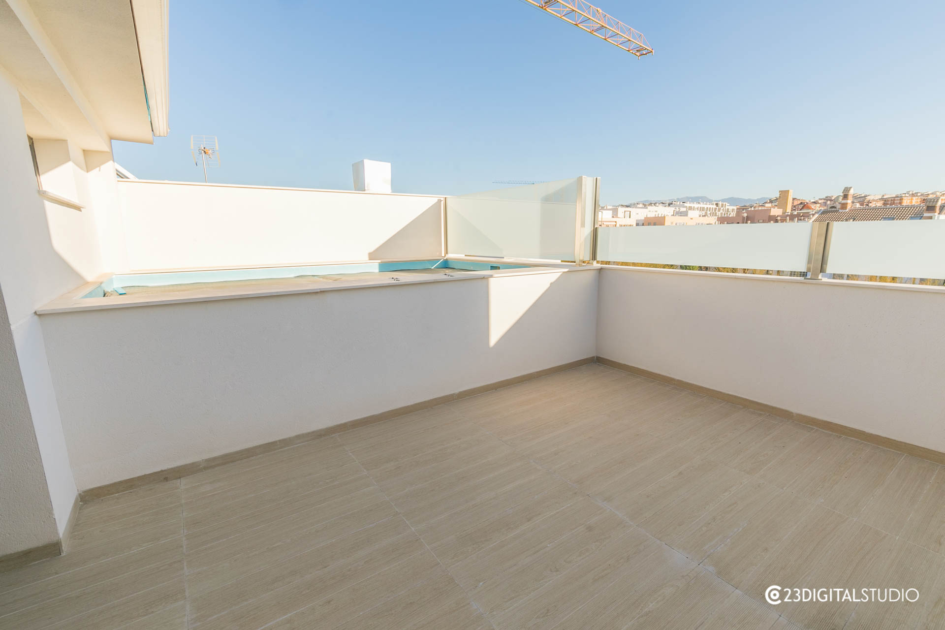 Fotografía y video inmobiliaria casa Jaén 23 Digital Studio